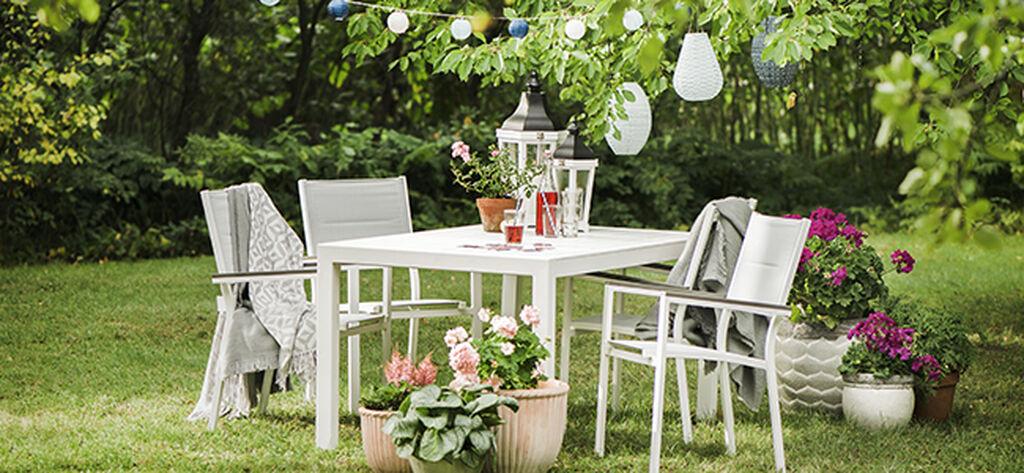 August – en fantastisk tid i hagen