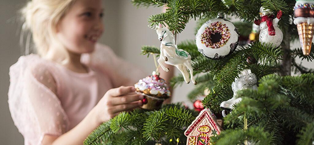 Få på plass juletreet tidligere – og få mer lykkefølelse