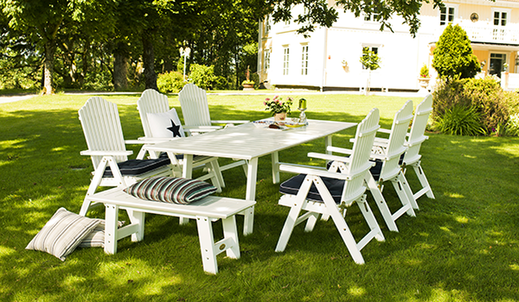 Fabelaktig Hagemøbler – vår og sommer i hagen | Plantasjen KL-85