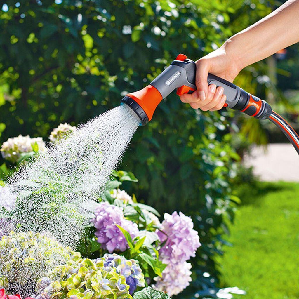 Ti gylne regler for vanning