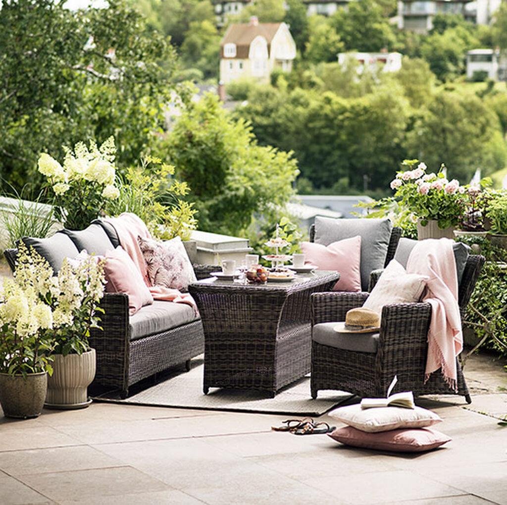 Gi terrassen nytt liv til sommeren