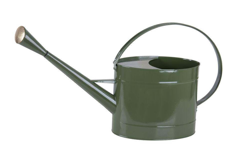 Vannkanne 7 liter m.grønn