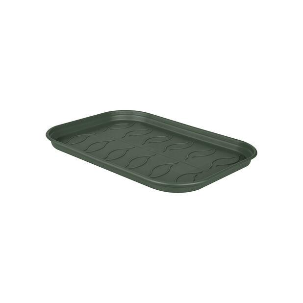 Dyrkebrett Green Basics Grow Tray Saucer S, Lengde 24 cm, Grønn