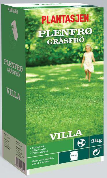 Gressfrø Villa, 3 kg