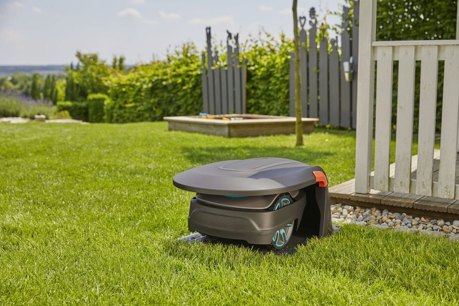 Robotklipper Gardena Smart Sileno City 500
