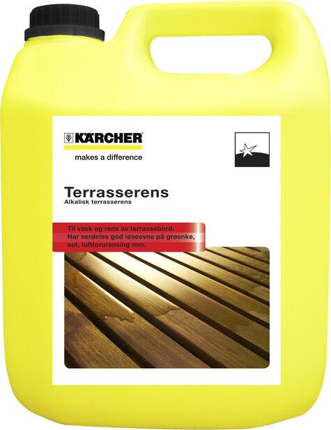 Terrassevask Kärcher, 4 L, Gul