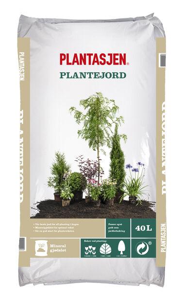 Plantasjen Plantejord 40 l