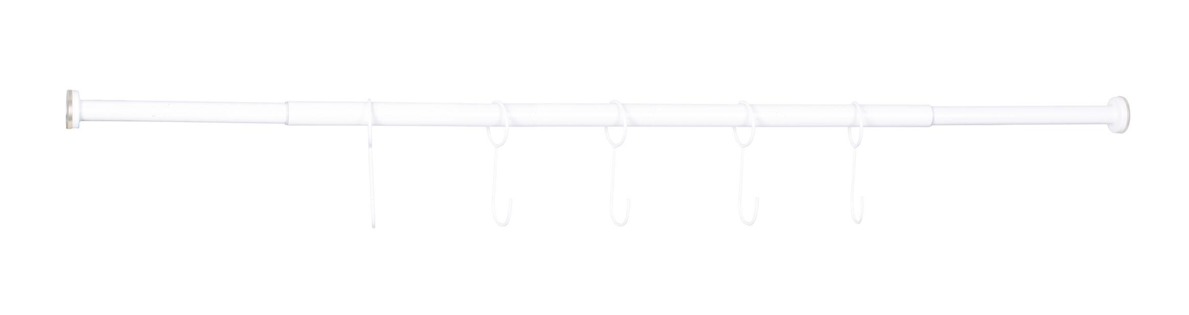 Vindusstang Situne, Lengde 140 cm, Hvit