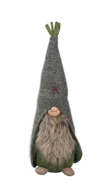 Nissefar Baldur, Høyde 51 cm, Grønn