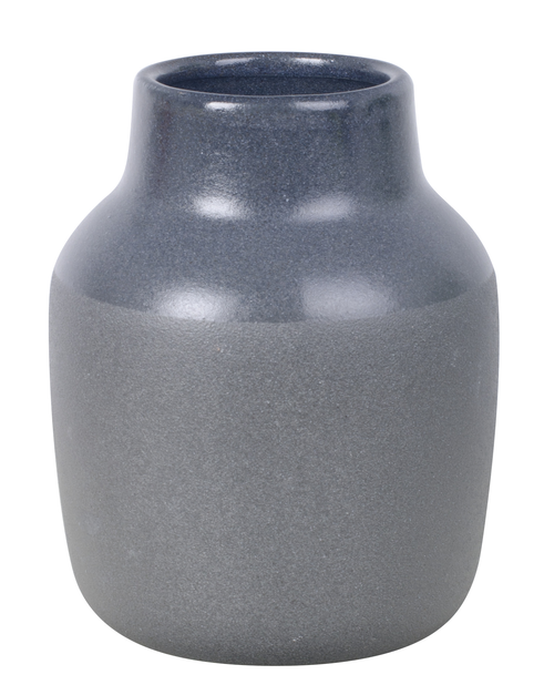 Vase Calla sort H19