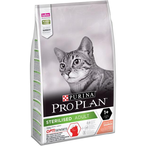 Purina Pro PlanSterilised cat Optisenses 1+, 10 kg