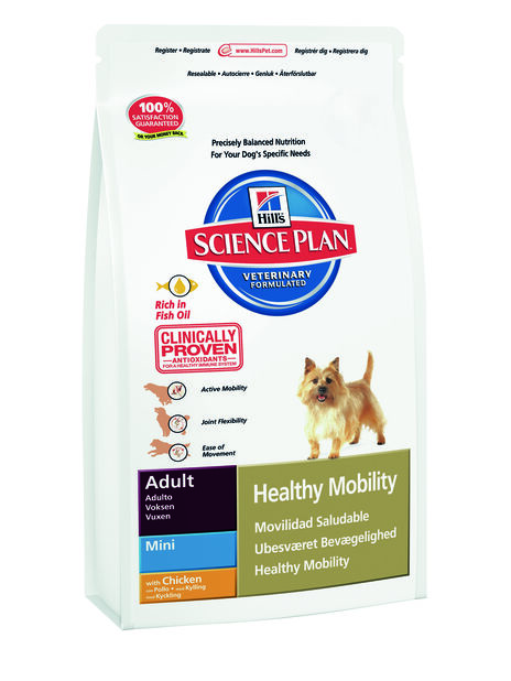 Canine Adult Healthy Mobility Mini 3 Kg, 3 kg