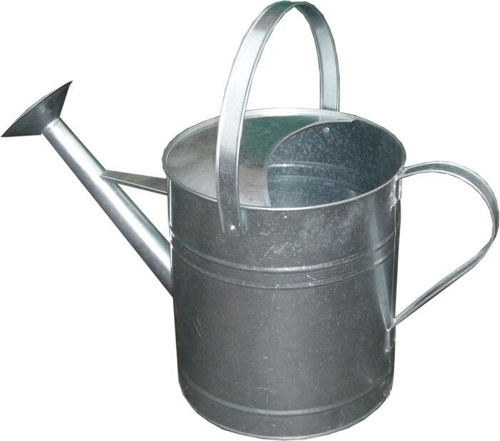 Vannkanne galvanisert 5 liter