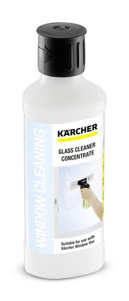Glassrens, 500 ml, Hvit