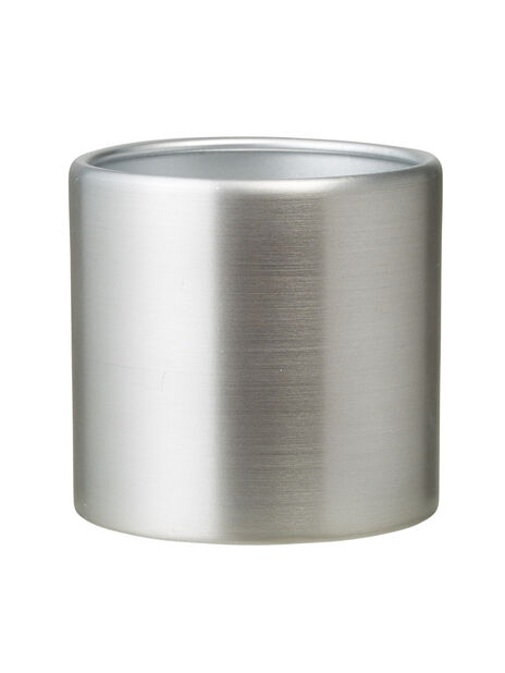 Potte Colin, Ø7 cm, Sølv