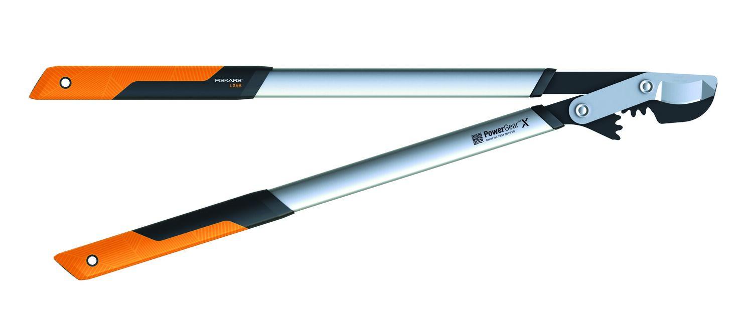 Grensaks LX98 PGX SS Fiskars, Lengde 85 cm, Flerfarget