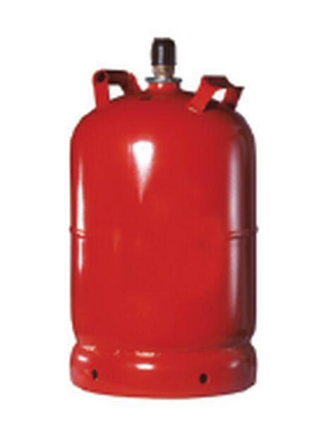 Propan stålflaske påfyll/bytte, 11 kg