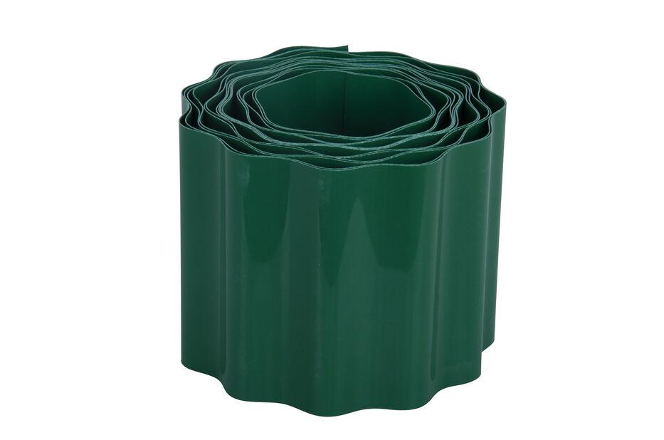 Gresskant, plast, Lengde 600 cm, Grønn
