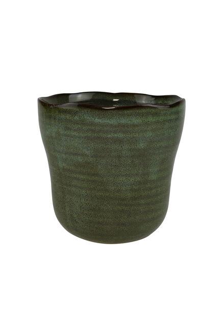 Potte Tilde, Ø15.5 cm, Grønn