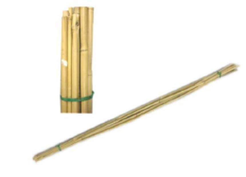 Bambuspinne 150 cm 5 stk