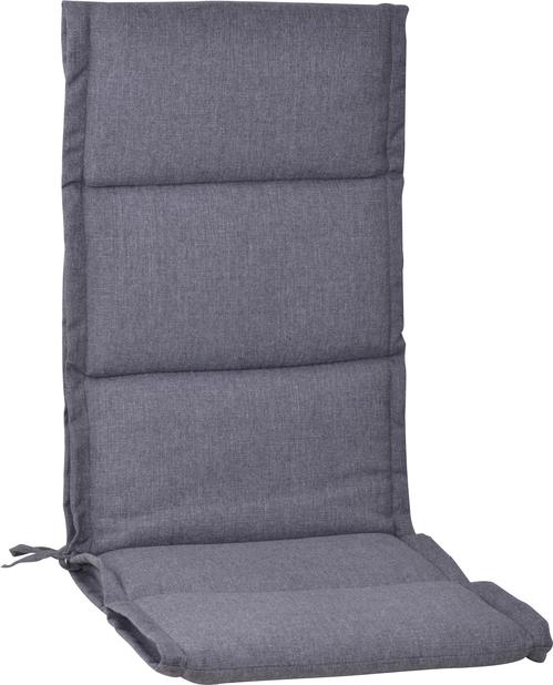Pute Daventry 118x48x4,5 cm, grå