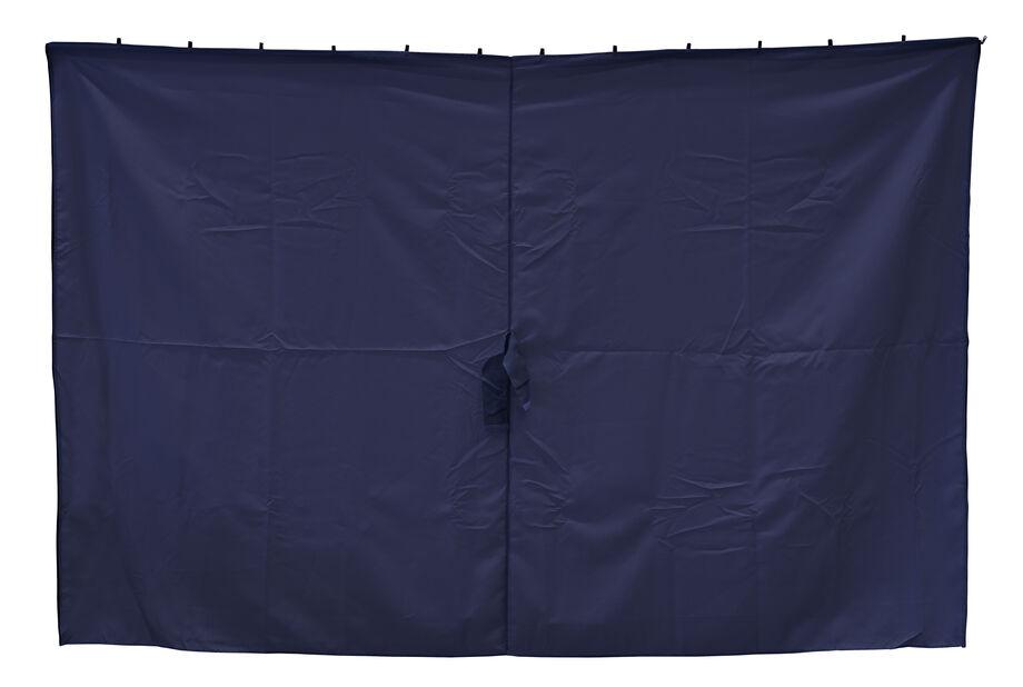 Paviljongvegg  Malva, Bredde 300 cm, Marineblå