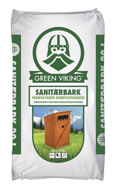 Bark sanitær, 20 L