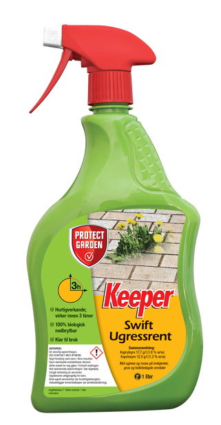 Keeper Swift Ugressrent, 1 L