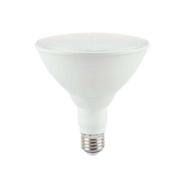 LED-plantelampe 15 W Albus, Hvit