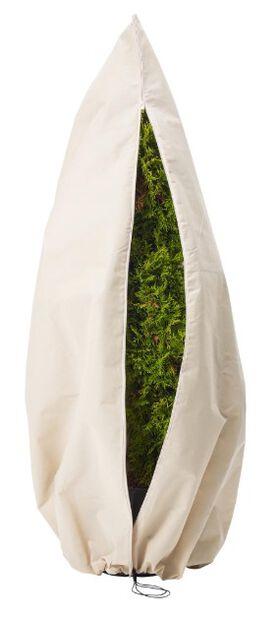 Plantebeskyttelse, Høyde 140 cm, Beige