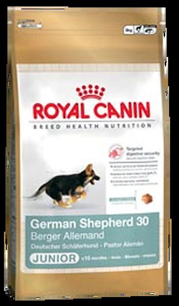 German Shepherd Junior 12kg, 12 kg, Flerfarget
