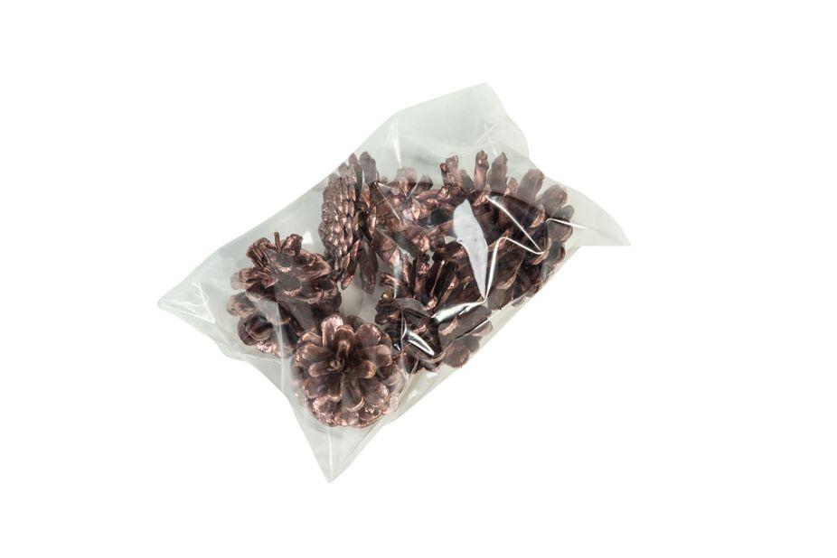 Kobberkongler, 250 g, Kobber