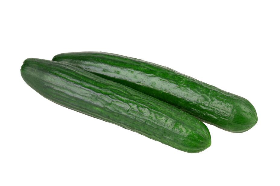 Agurk 'Femspot', Ø12 cm, Grønn