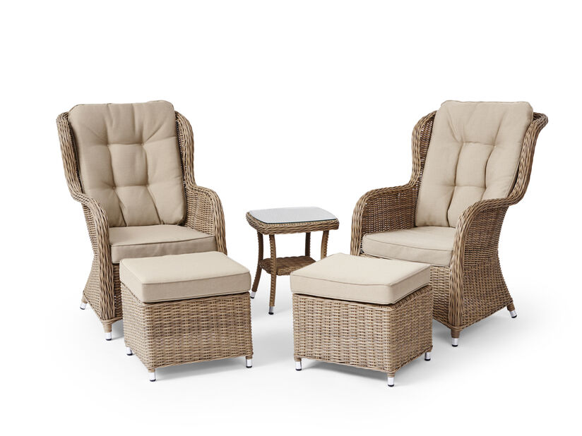 Sofagruppe Lotus Duo 1+2+2