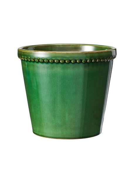 Potte Elliot, Ø17 cm, Grønn