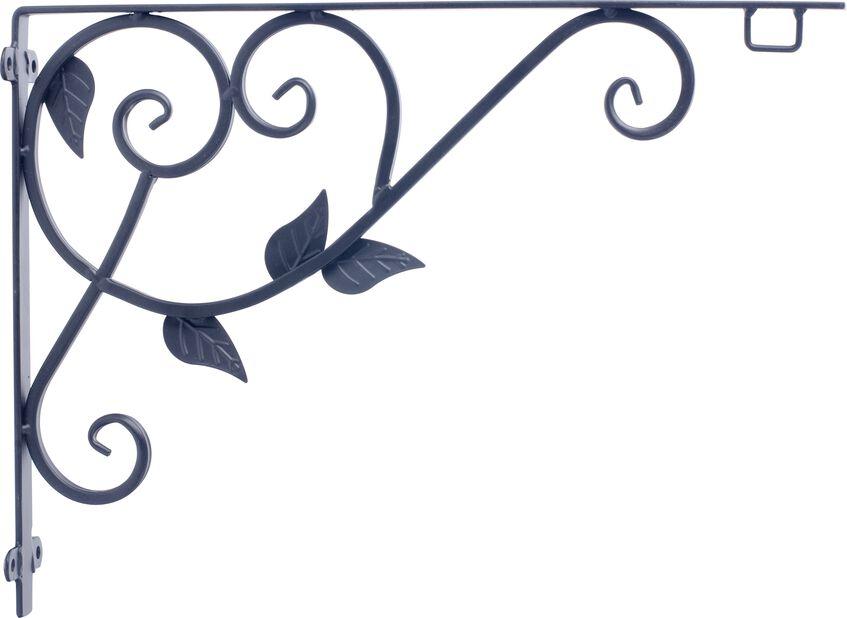 Ampeloppheng Arden 40 cm, svart