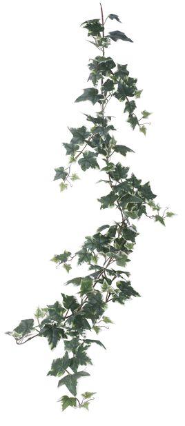 Eføygirlander kunstig, Høyde 115 cm, Grønn