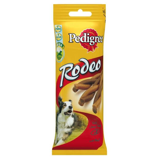 Pedigree Rodeo Oksekjøtt, 70 g