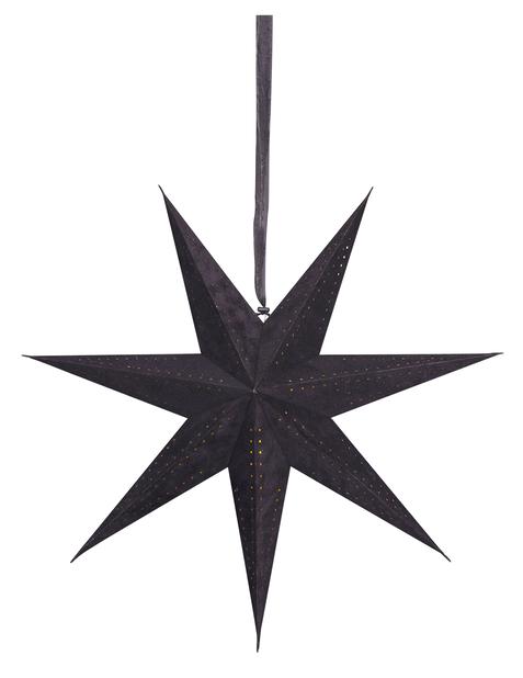 Fløyelsstjerne 7-armet