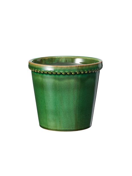 Potte Elliot, Ø13 cm, Grønn