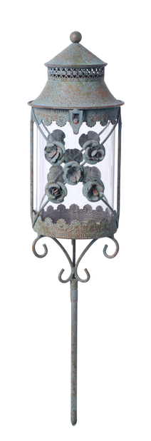 Gravlykt Fiore, Høyde 52 cm, Grønn