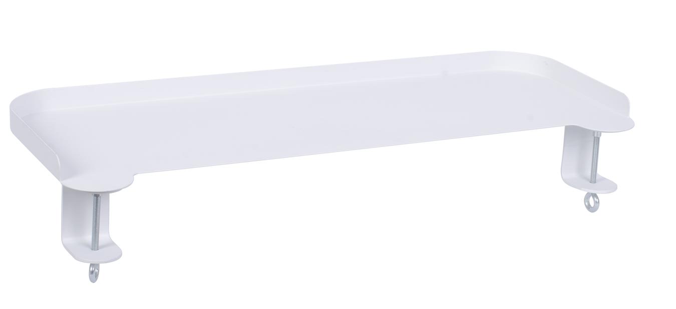 Monterbart brett Dalia, Lengde 55 cm, Hvit
