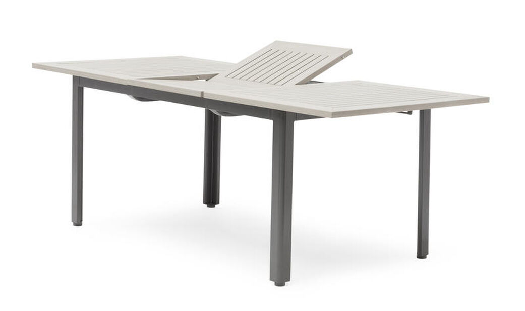 Spisebord Lyon XL, Lengde 2.8 m, Grå