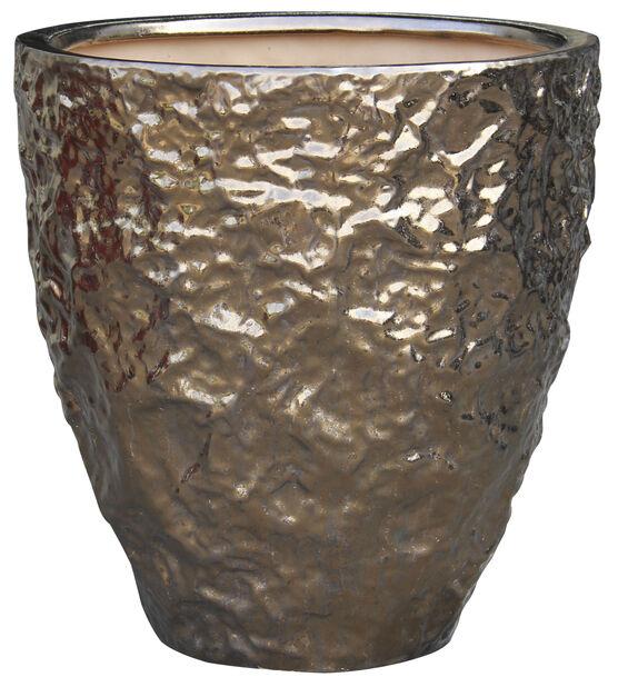 Potte Golden, Ø28 cm, Gull