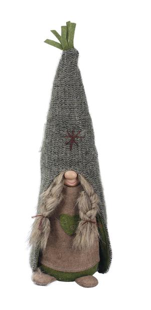 Nissemor Birta, Høyde 42 cm, Grønn