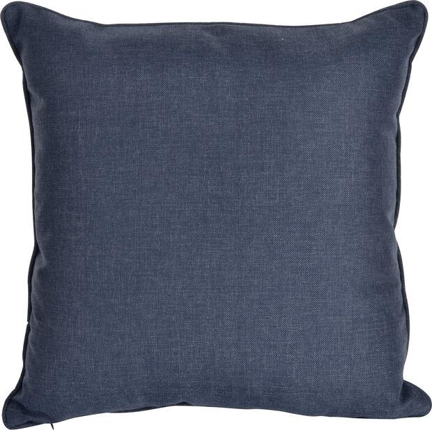 Pute Linwood, Bredde 45 cm, Marineblå