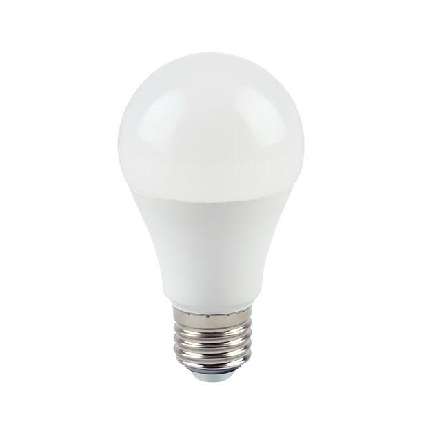 LED-plantelampe 9 W Albus, Hvit