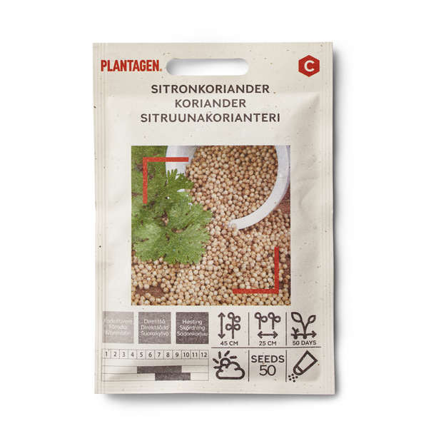 Sitronkoriander