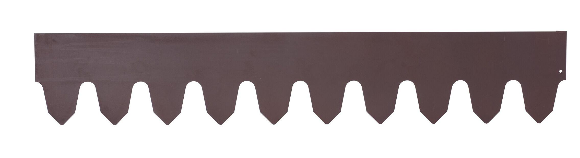 Plenkant, Lengde 400 cm, Rust