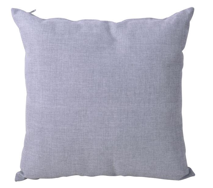 Pute Linwood 45x45 cm, grå